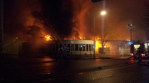 Brand in kringloop Groenlo