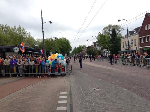 Wachten in Oosterbeek