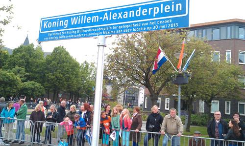Koning Willem-Alexanderplein Duiven