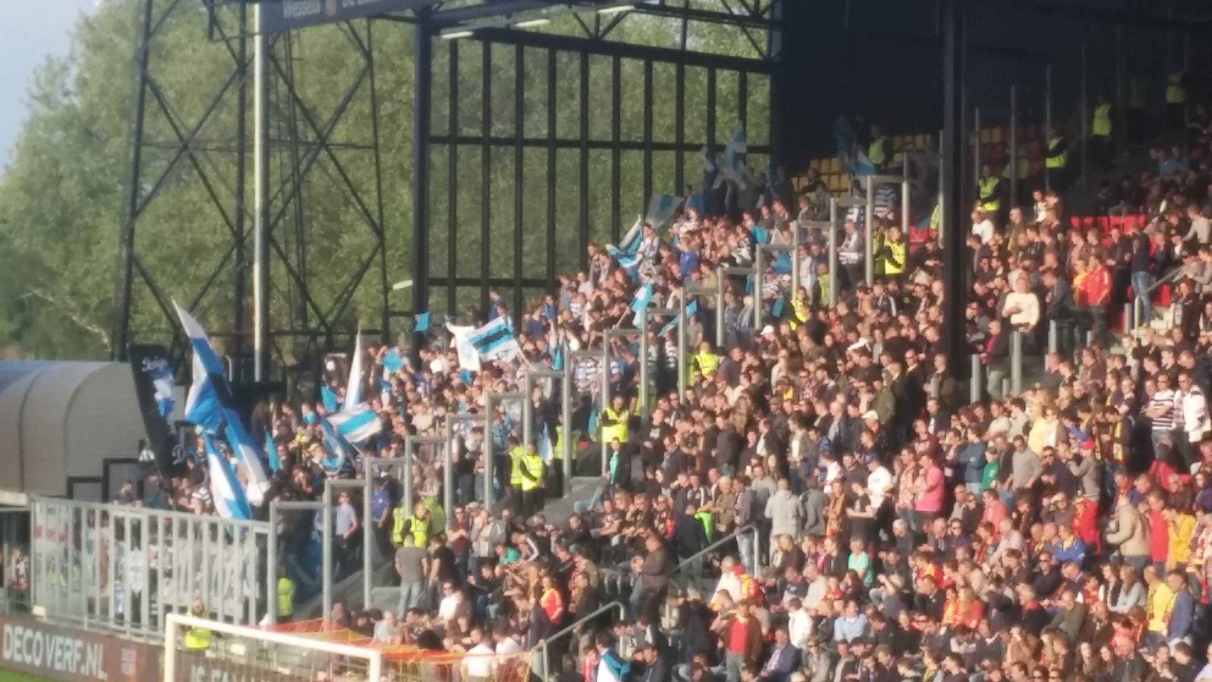 Sportief drama voor De Graafschap in Deventer na 4-1 ...