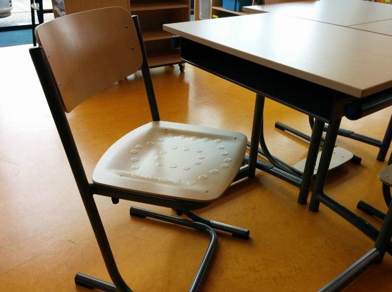 gelderland stoel leer buizen