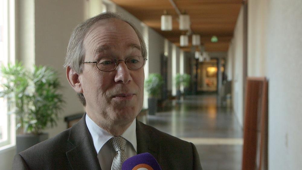 Wethouder Erik Heinrich. Foto: Omroep Gelderland