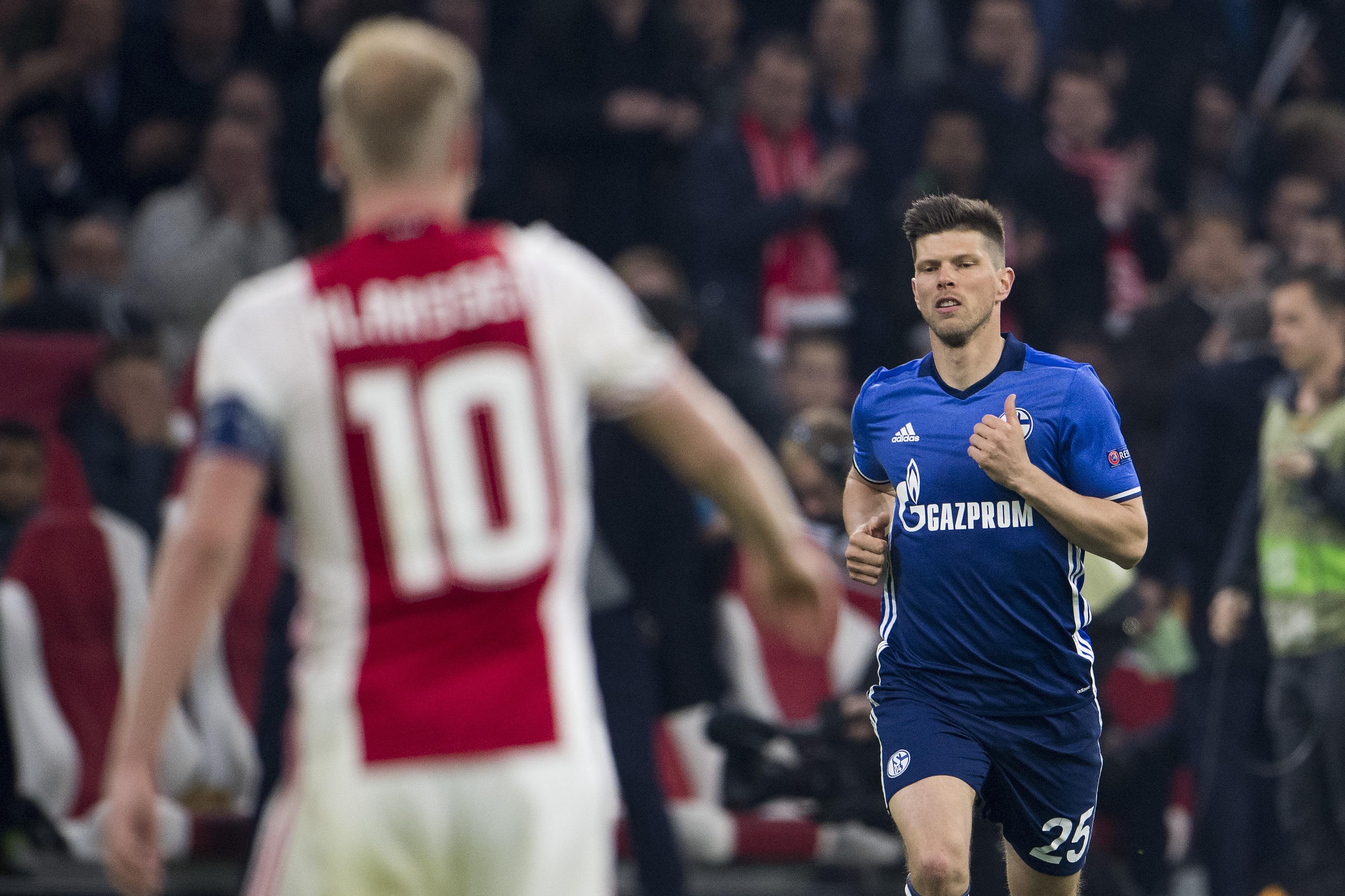 Vijf bijzondere momenten uit de carri¨re van Klaas Jan Huntelaar