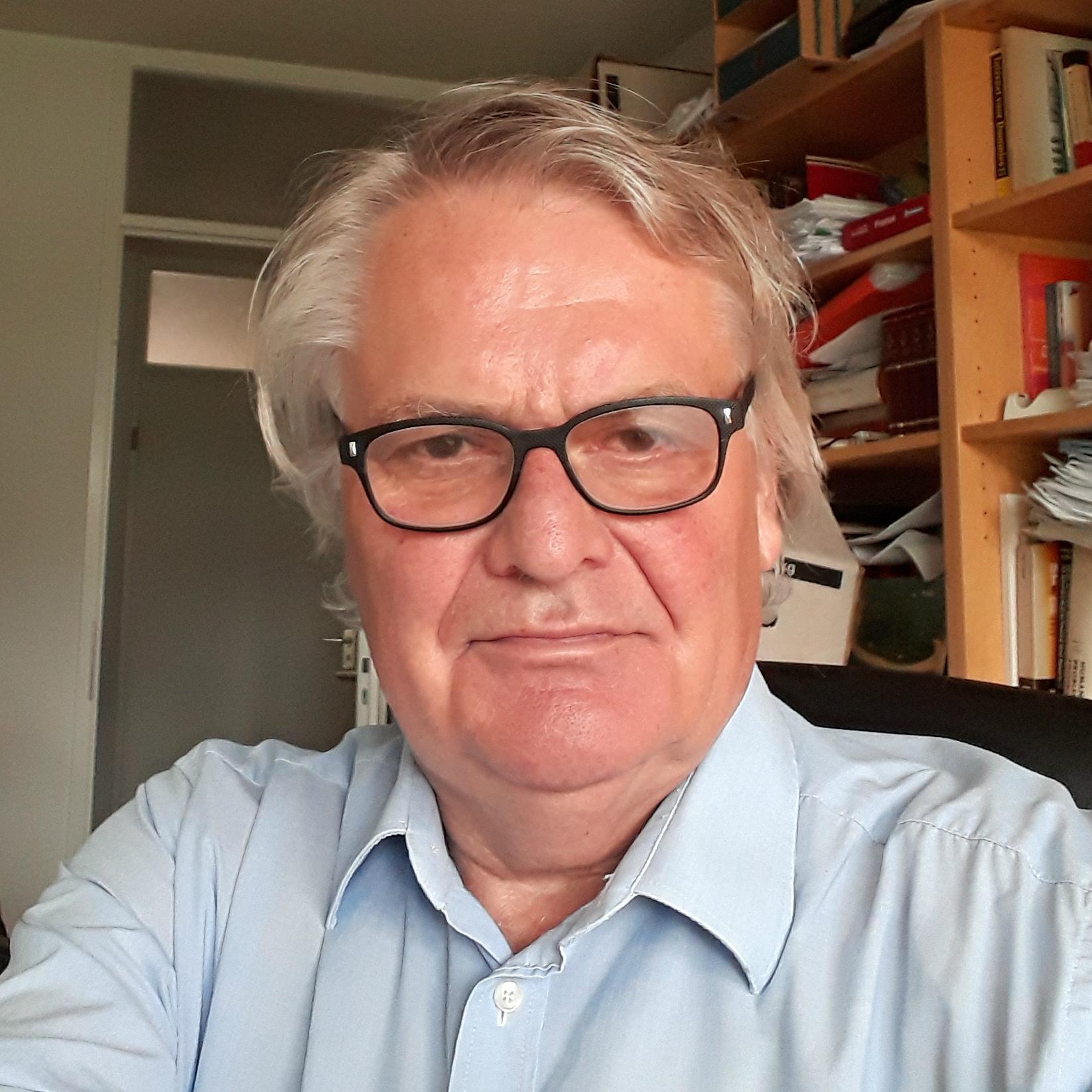 Forensisch psycholoog Ernst Ameling