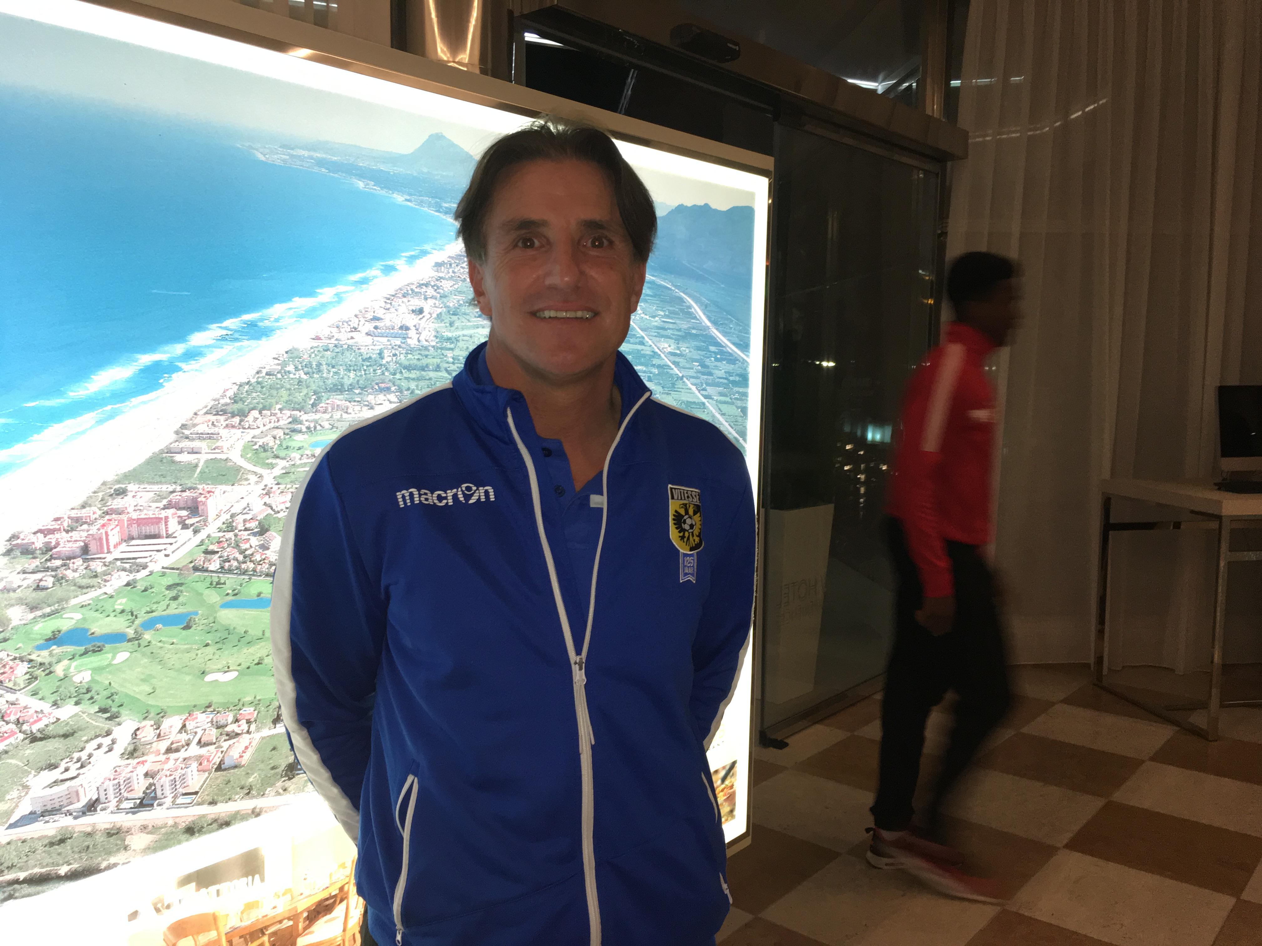 Exclusief interview met technisch directeur Marc van Hintum van Vitesse