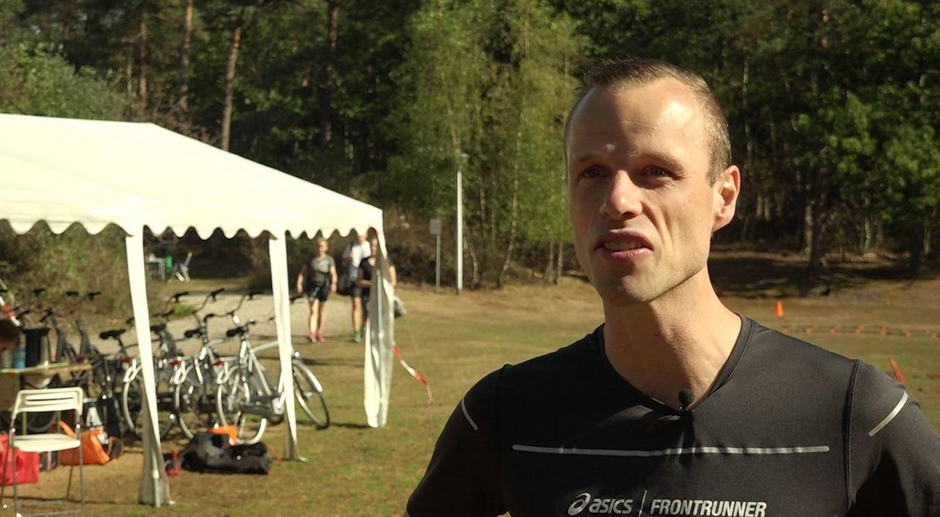 Licht Voor Hardlopen : Dennis licht stoomt rotary runners klaar voor marathon new york