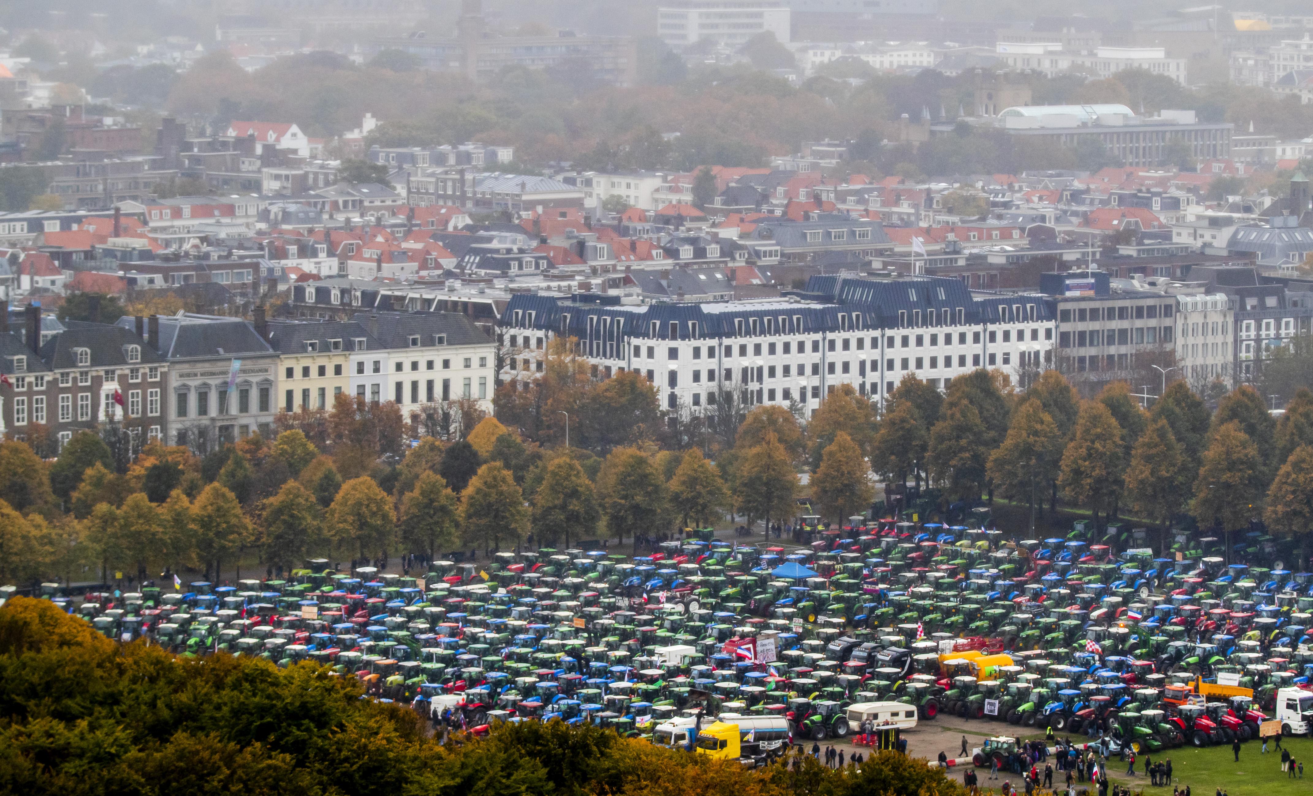 https www omroepgelderland nl nieuws 2427272 zo verliep het boerenprotest